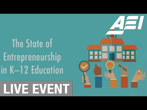 The state of entrepreneurship in K–12 education