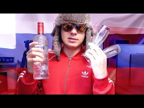 CS:GO + VODKA = DRUNK RUSSIAN