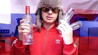 CSGO + VODKA = DRUNK RUSSIAN