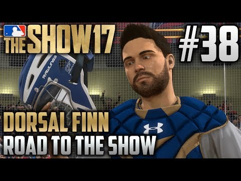 MLB The Show 17 Road to the Show | Dorsal Finn (Catcher) | EP38 | WRAPPING UP THE BEST SEASON EVER?