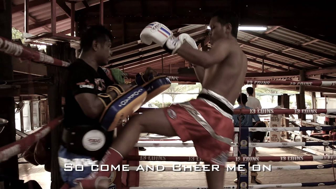 Matchmaking Thai boxe Mania 2014