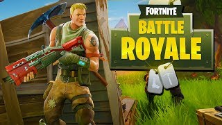 I'M ADDICTED TO THIS GAME! - Fortnite Battle Royale!