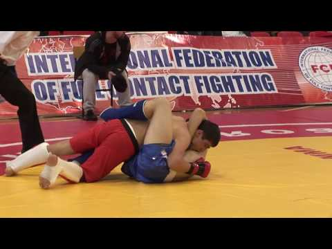 Open Championship of Asia FCF MMA 2016 Part 2