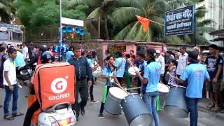chintamani musical group nerul playing morya title parel cha morya cont no 8898657260 7738854416