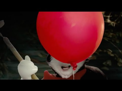 IT (2017) TRAILER BUT IT'S THE CAT IN THE HAT thumbnail