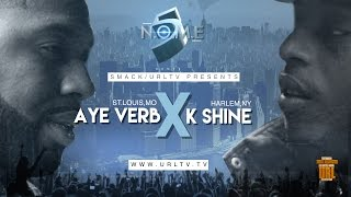 AYEVERB VS K-SHINE