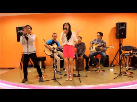 Vanya Shinta with Sema band - Pas Kena Hatiku