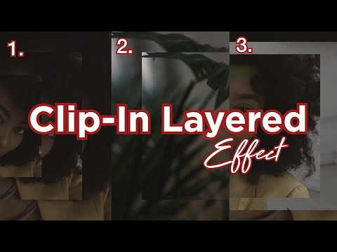 Creative Adobe Premiere Pro CC Tutorial: Clip-In Layered  Video Effect thumbnail