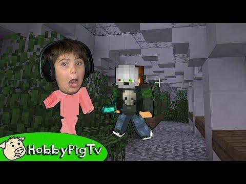 Minecraft Who Done It HobbyPigTV