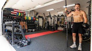 Coop's Home Gym Walkthrough 2021!