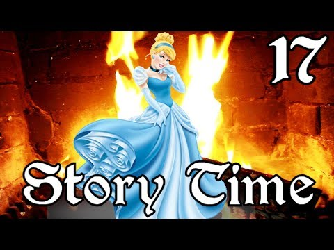 Cinderella - Grimm's Fairy Tale #17