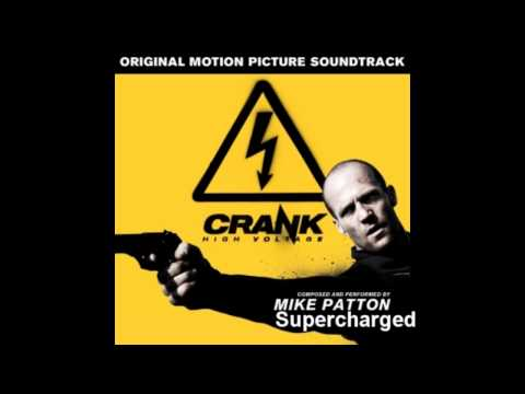 Mike Patton - Supercharged  SoundTrack Orginal