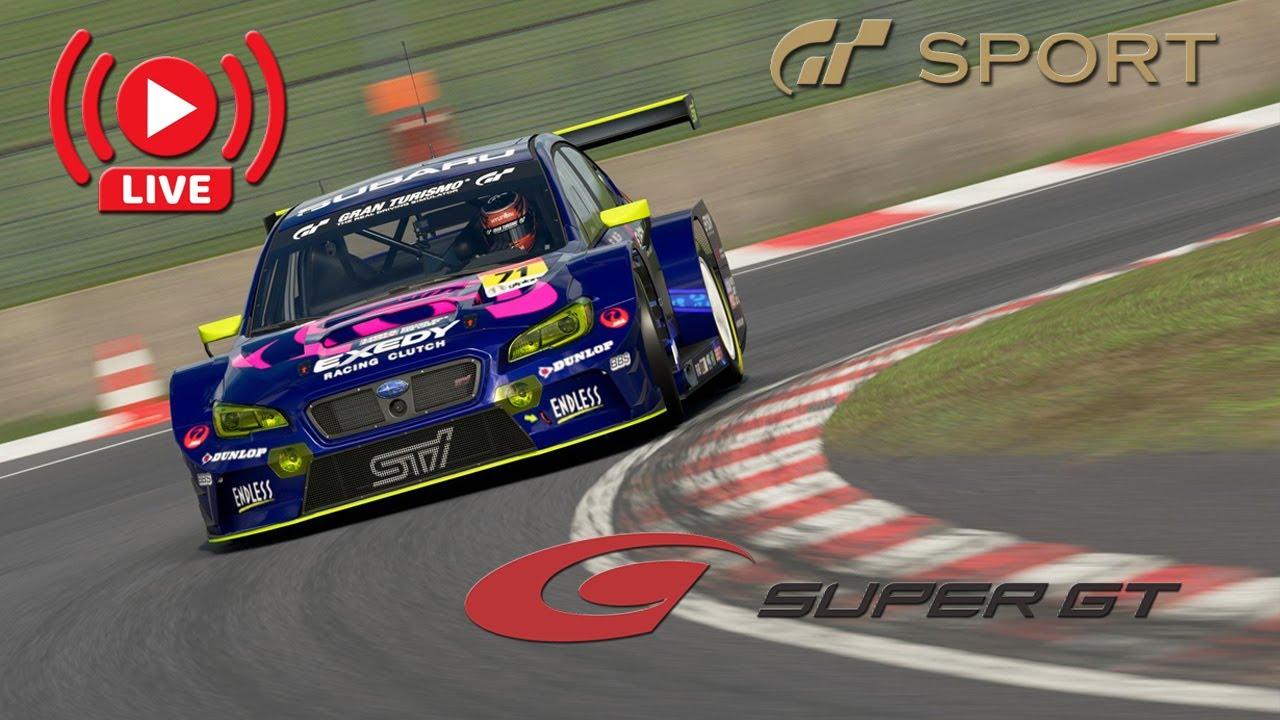 TPC Super GT Multi-Class | Round 4 - Autopolis | Gran Turismo Sport