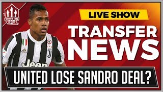 Man Utd Lose Alex Sandro to PSG? MUFC Transfer News