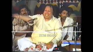Dard Rukta Nahi Ek Pal Bhe Live Rare Ustad Nusrat Fateh Ali khan Saab Ji full Hd