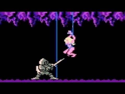 Wizards & Warriors (NES) Playthrough - NintendoComplete