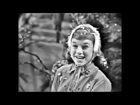 The Lennon Sisters - Walking In A Winter Wonderland (1958)
