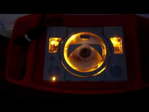 Custom Case Modded PS1 Console Playstation 1 Window Mod Showcase YouTube