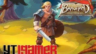 Braveland - Gameplay - Iphone / Ipad /  iOS Universal - Part 1