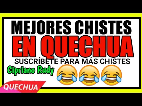 Chistes en Quechua 1 | Imaynalla Noqa Kany Papucho