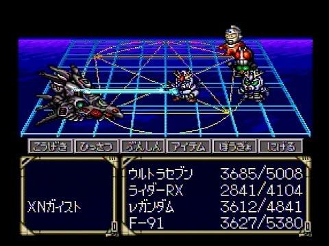 [ヒーロー戦記 プロジェクト オリュンポス] XNガイスト戦(LAST BATTLE) - gameplay