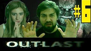 Bir Kizla OutLast Keyfi Bölüm 6 - Karanlık Artıyor
