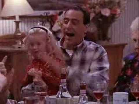 Everybody loves Raymond - The Barones speak Italian