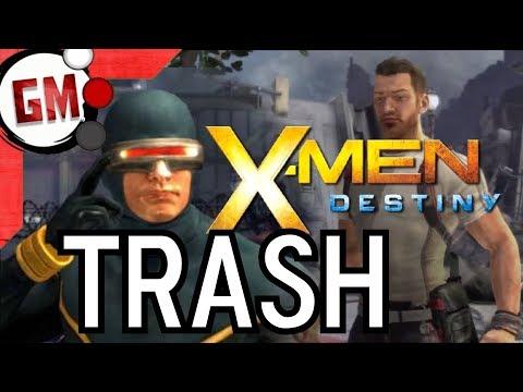 WORLD'S WORST HEROES - X-MEN DESTINY
