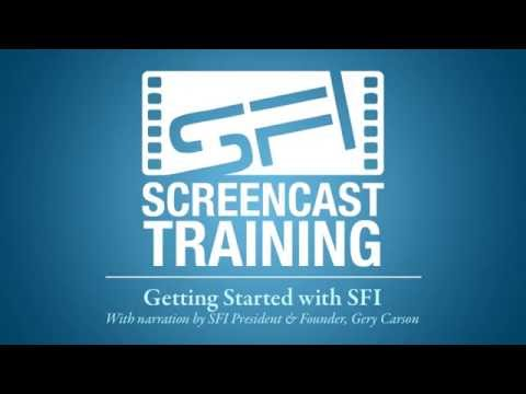 SFI Affiliate Center Review - Getting Started with the SFI Affiliate Program