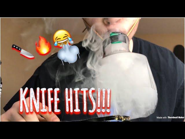 KNIFE HITS!!!