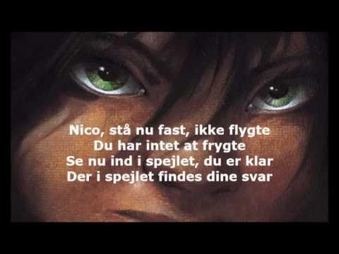 Se Mig I Øjnene - Studieversion - Tekster