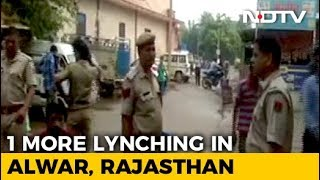 Man Beaten To Death In Rajasthans Alwar On Suspicion Of Cow Smuggling
