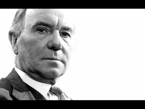 London by William Blake - Read by Ralph Richardson