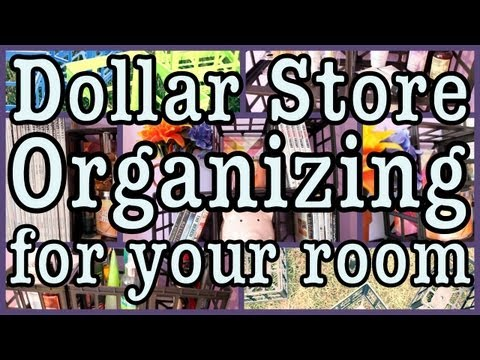dollar-store-room-organizing!-+-decorating-ideas