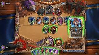 Hearthstone - Consistent Inconsistency