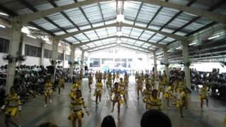 Sophomores CheerDance (HFS) SY 2K12-2K13