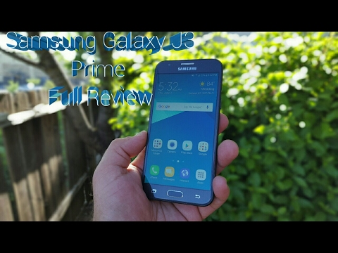 Samsung Galaxy J3 Prime Full Review