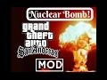 Nuclear Bomb [MOD] for GTA : SA