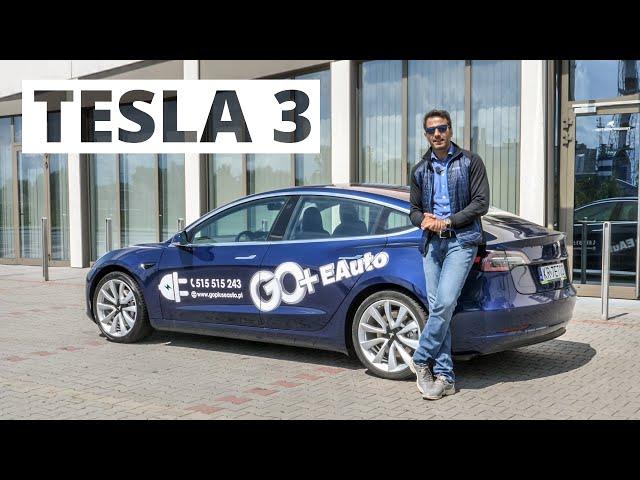 Tesla Model 3 - co za fart!