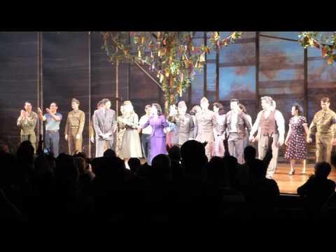 Allegiance, Final Curtain Call 2/14/16