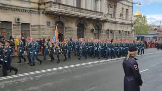 парад победы Владивосток 09.05.2021