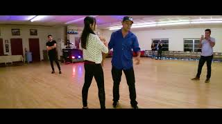 Bachata Dance Lesson - Lower Body Isolations