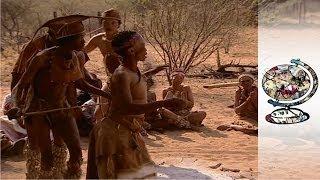 Botswana's Bushmen Controversy