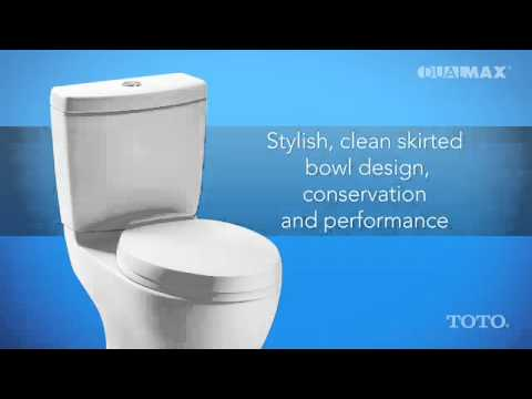Toto Dual Max Flushing System
