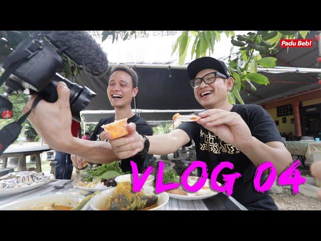 Pyan Makan Patin Tempoyak Dengan Mark Wiens!   Vlog 04