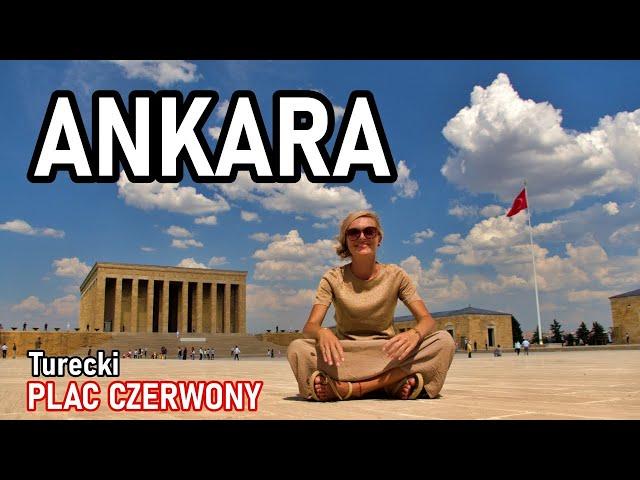 Ankara popisała się przepychem! Czy warto odwiedzić najmniej turystyczne miasto w Turcji? (vlog 110)