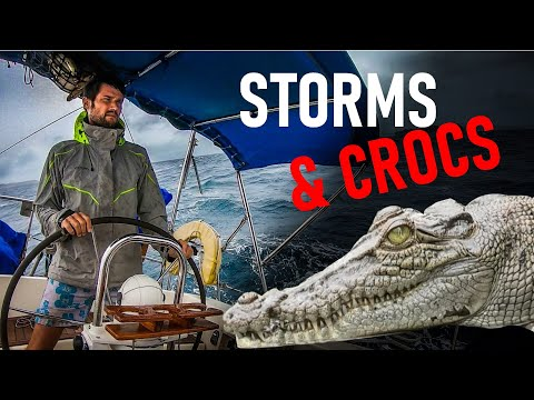Running from a STORM into a CROCODILE fight - Ep.84