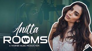 ROOMS: Anitta en sesión de grabación de Medicina y Veneno