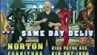 Norton Furniture Lamp Lady Commercial