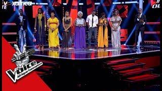Intégrale Donastel et Chandrik'a l Epreuve Ultime | The Voice Afrique francophone 2018